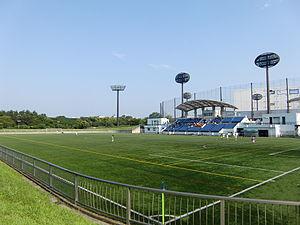 大井ふ頭中央海浜公園スポーツの森 第二球技場.JPG